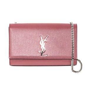 Saint Laurent Medium Monogram Kate Leather Bag